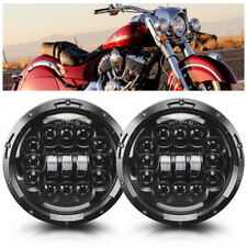 INDIAN MOTORCYCLE PATHFINDER LED HEADLIGHT FOR 2014-2018 CHIEF, CHIEFTAIN SPRING