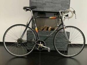 Vintage steel Peugeot road bike  60cm
