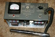 Geiger Mueller Counter Rare Prospecting 1955 Radiation Measuring/Detector Used