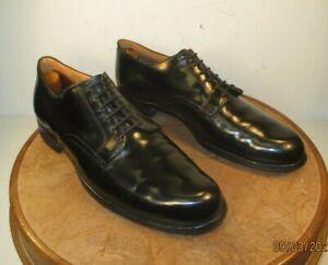 Cumberland Shoe Co circa 1966 US Army Plain toe Dress Shoes  Size USA 11.5 N