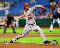 """Danny Haren Los Angeles Angels MLB Action Photo (Size: 8"""" x 10"""")"""