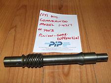 COMMANDO MODEL 1-4751 PINION GEAR #7953 (NOS.)  FREE SHIPPING