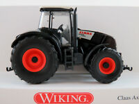 Wiking 036302 Claas Axion 850 (2007) in schwarz/hellgrau 1:87/H0 NEU/OVP
