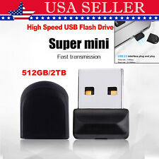 2TB 512GB USB Flash Drive Pen Drive Metal Mini USB 2.0 Flash Disk Memory Stick