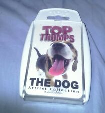 The Dog Artlist Collection Top TRUMPS 2005 MPN 583 Collectable Card Game