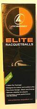 Variety Ektelon and Pro Kennex outdoor Top Racquetball Balls - New