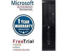 HP Desktop Computer Elite 8000-SFF Core 2 Duo E8400 (3.00 GHz) 16 GB DDR3 2 TB H
