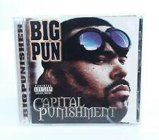 Big Punisher Big Pun Capital Punishment Loud Records 1998 CD