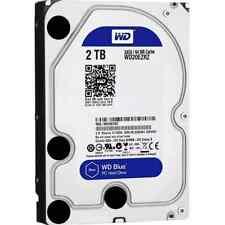 HARD DISK 3,5 2TB 2000GB WESTERN DIGITAL WD20EZRZ 5400RPM 64MB SATA3 BLUE