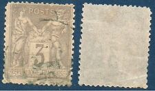 TYPE SAGE - 1880 - n° 87 - 3 c - COLLECTION