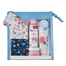 NEW Cath Kidston Posy Bunch Bath And Beauty Bag - Gorgeous Floral Gift Set