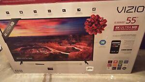 """VIZIO E-series 55"""" 2160P 4K Ultra HD TV"""