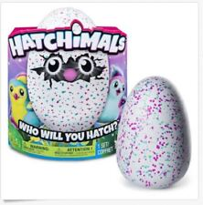Hatchimals Egg Toy Interactive Penguala Hatching Eggs Pink/Teal Children Gift