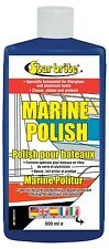 Starbrite Marine Polish 16oz (473ml) Bottle. High Quality Polish for Boat/Yacht