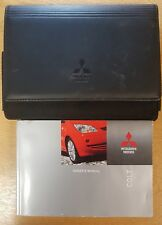 GENUINE MITSUBISHI COLT HANDBOOK OWNERS MANUAL 2004-2008 WALLET PACK D-461