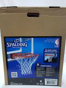 Spalding Slam Jam Basketball Rim - Red (7800SR)
