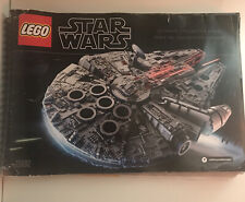 Lego Set Star Wars Millennium Falcon Ucs Instructions Only