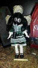 Living Dead Dolls TOXIC MOLLY VARIANT Series 9 Green Dress Glow in Dark
