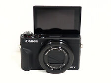 Canon PowerShot G7 X Mark III - 20.1MP Point & Shoot Digital Camera - Black