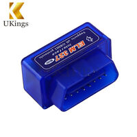 OBD2 II Mini ELM327 V2.1 Bluetooth Diagnostic Car Auto Interface Scanner K