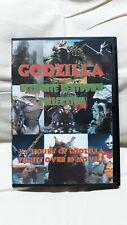 Godzilla Ultimate Beatdown Collection Blu Ray