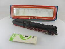 Märklin 3082 Dampflok Br 41 334 der DB in schwarz mit OVP