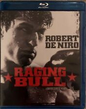 Raging Bull Blu-ray Disc, 2009, Checkpoint Sensormatic Widescreen, Like New