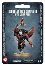 Blood Angels Chaplain Jump Pack Warhammer 40K Space Marine