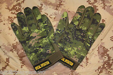 Canadian Digital Neoprene Tactical Gloves  Size fits - medium to large