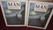 The MAN ~ Raymond BRIGGS. 1992 HbDj  UNread! 1992 Kurt Maschler Aw  HERE in MELB