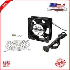Pinfox 110V AC High Speed Cabinet 1238 Axial Cooling Fan 120mm x 120mm x 38mm