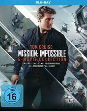 Mission: Impossible - 6-Movie Collection (Blu-ray)