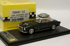 BBR 1/43 - Ferrari 212 Inter Pininfarina 1953 Roberto Rossellini