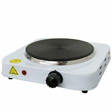 NEW! 1.5kW Electric Portable Kitchen Single Hot Plate Hob