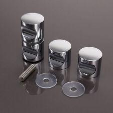 Articles et textiles argenté sans marque en métal pour la salle de bain
