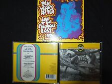 COFFRET 2 CD TEN YEARS AFTER / LIVE AT THE FILLMORE EAST 1970 / /