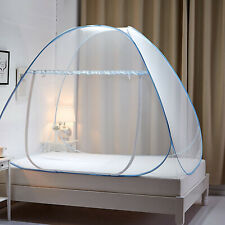 Anti-Mosquito Net Foldable Double Doors Tent Canopy Bed Netting 120/150/180cm