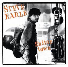 Steve Earle - Guitar Town [New Vinyl LP]