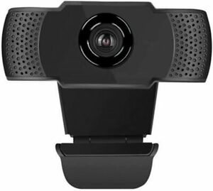 1080P HD USB Webcam Video Conference Calling Computer Web Camera with Microphone