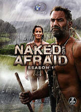 Naked and Afraid: Season 1 (DVD, 2015, 2-Disc Set)