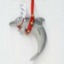 Dolphin Personalized Christmas Tree Ornament