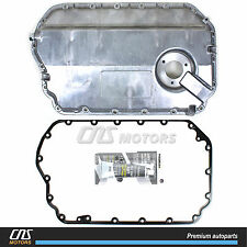 Engine Oil Pan w/ Metal Gasket for 98-05 Audi A4 A6 S4 VW Passat 2.7L 2.8L