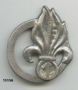 Insigne pex , 1  Rgt. Étranger de Cavalerie  , (  béret , Epervier 95 -  96  )