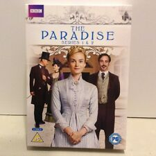 The Paradise The Complete BBC Series 1-2 Dvd Set Region 2