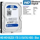 """1TB 2TB 4TB Western Digital WD Blue, 3.5"""" HDD, SATA III - 6Gb/s, 5400 RPM, 64MB"""
