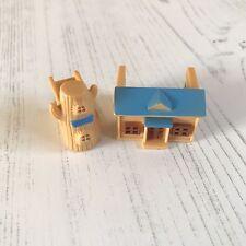 Sylvanian Families Miniature St Francis School & Tree House Library Dolls House