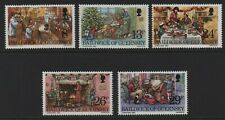 Guernsey 1982  SG 263-267 Christmas Unmounted Mint MNH