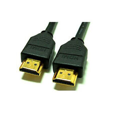 10 Metri Nero Premium HDMI GOLD CAVO HD 1080p LCD HDTV Video piombo 3D HD TV