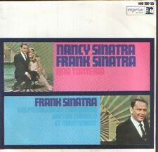 NANCY & FRANK SINATRA EP Spain 1967 Something stupid +3