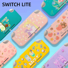 for Nintendo Switch Lite Soft Case Cover Shell Cute Kawaii Design 2 Caps Free